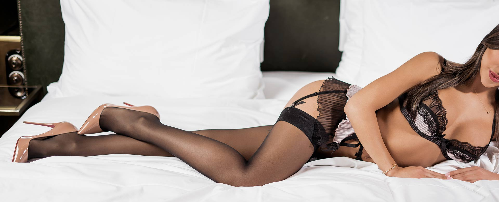Saphira, une escorte bisexuelle